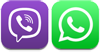 WhatsApp-i-Viber